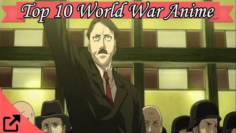 World War 2 Anime