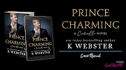 Cover Reveal:  Prince Charming by K. Webster
