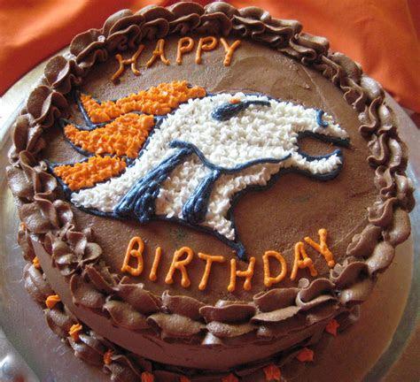 Bronco Cake Cake Ideas and Designs