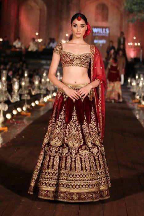 classic rohit bal velvet- love this!!