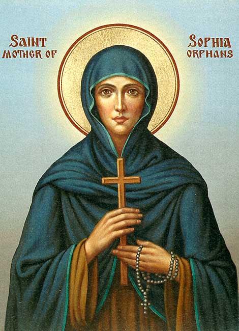 IMG ST. SOPHIA, Ascetic