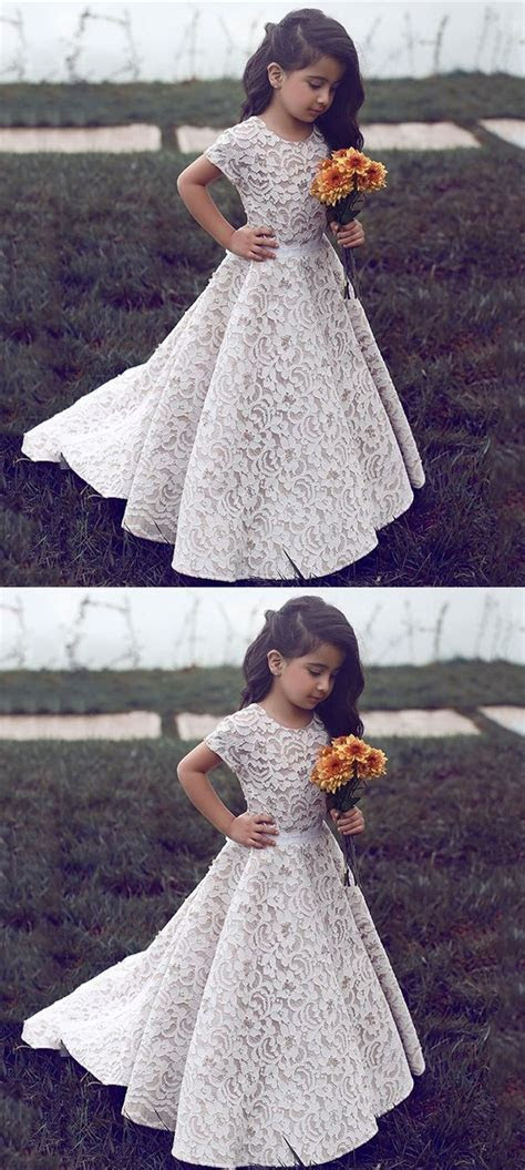 25  best ideas about Flower girl dresses on Pinterest