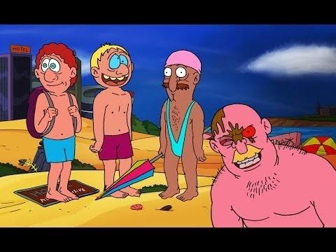 Българ - епизод 19, На Южния плаж