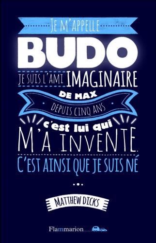 Couverture Je m'appelle Budo