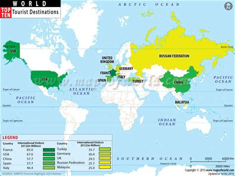 top   tourist country   world travelquazcom