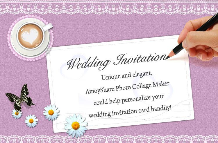 Make Wedding Invitation Card Cobypic Com