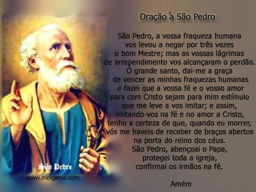 Dia de São Pedro Imagem 1