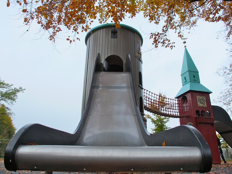 City Hall and Round Tower slide