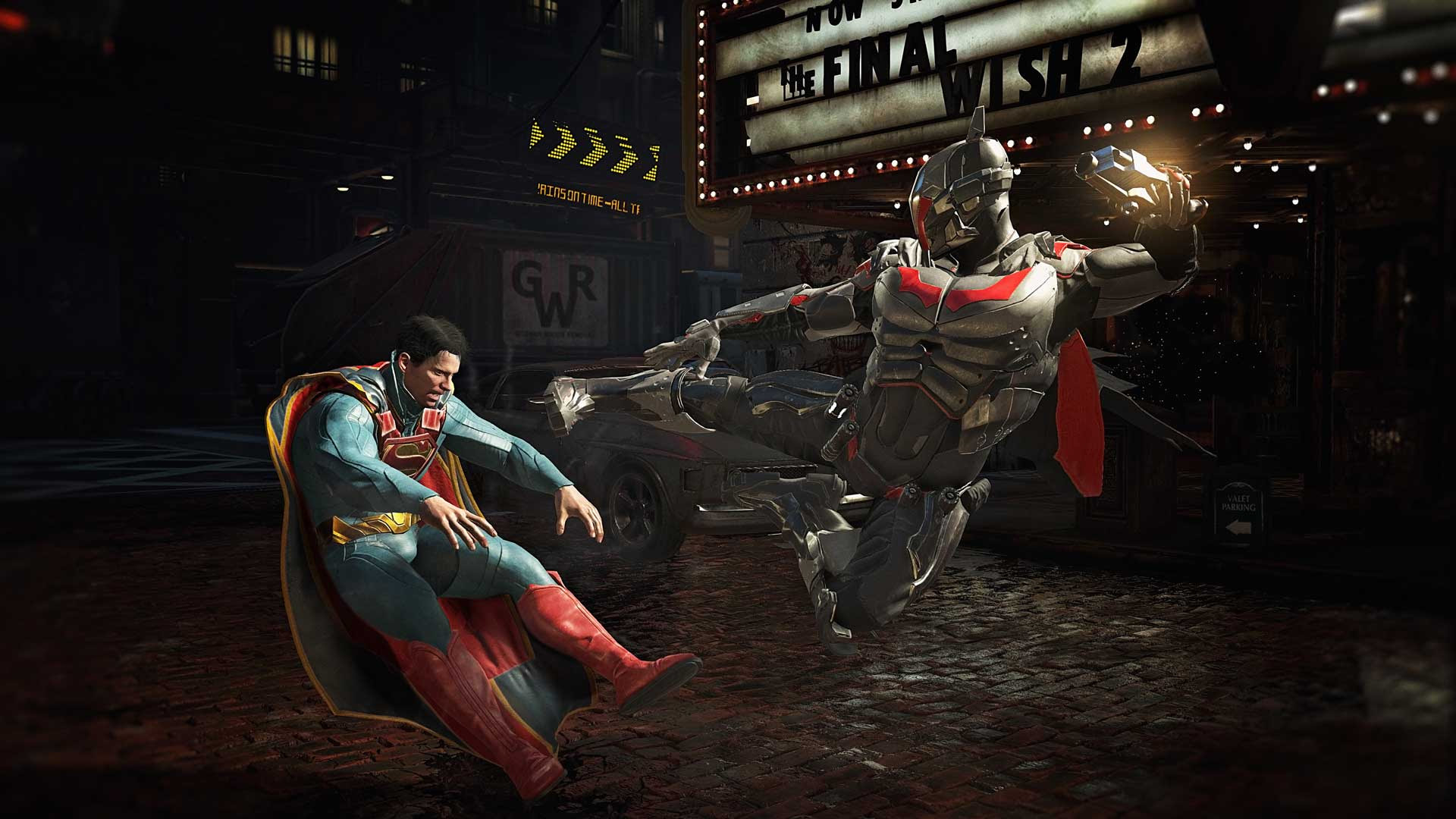 Injustice 2's PC Port helps redeem WB Games and NetherRealm screenshot