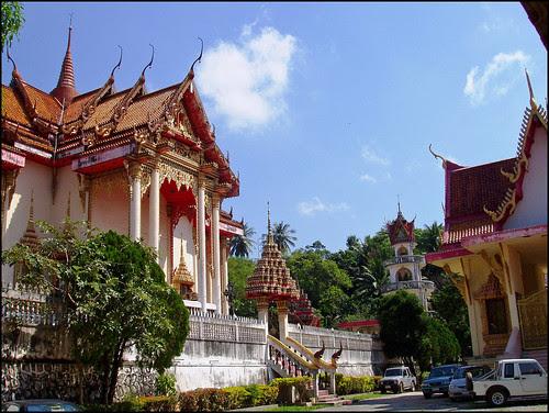 Patong Temple - Wat Suwan Khiri Wong