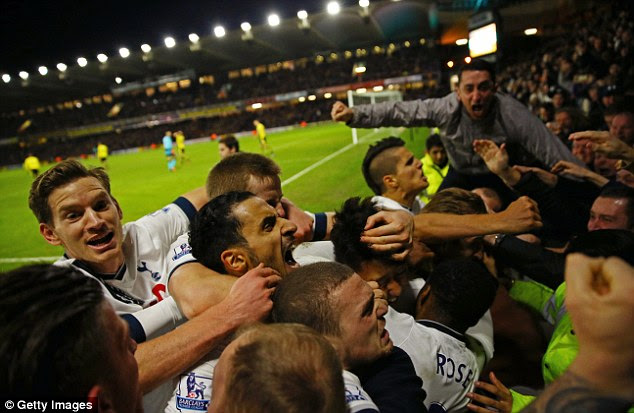 Tottenham Hotspur are fourth in the Premier League while boasting the top division's youngest side