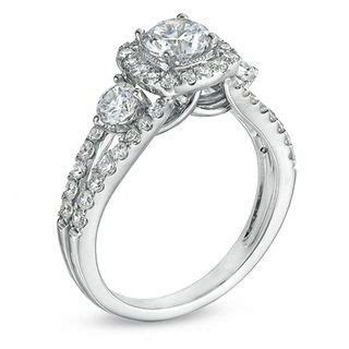 Celebration Grand® 1 5/8 CT. T.W. Diamond Engagement Ring