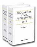 Singapore Civil Procedure 2015 (2 Volumes)