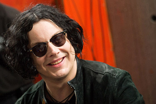 Jack White libera 'streaming' do primeiro disco sono no iTunes