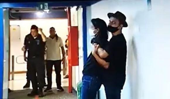 Homem é preso após invadir a TV Globo e fazer repórter refém; ninguém se feriu (VÍDEO)