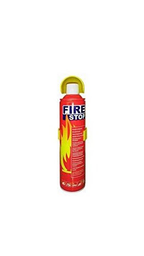 LOOT LO : Fire Stop Car Fire Extinguisher with Stand @ Rs.99 only