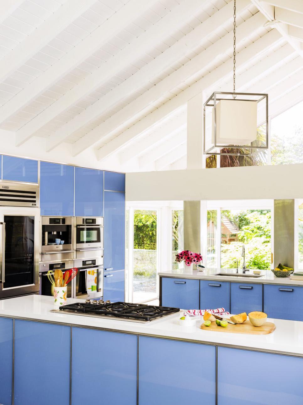 25 Colorful Kitchens | HGTV