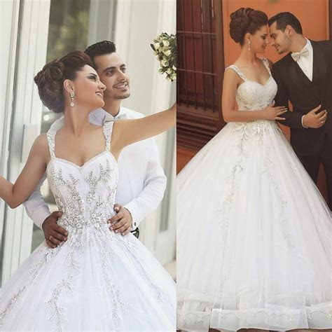 Sexy Corset Wedding Dress   fashjourney.com