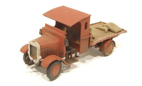 Thornycroft Lorry