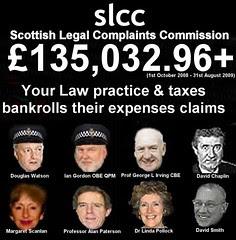 SLCC members expenses