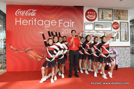 Coca Cola Heritage Fair