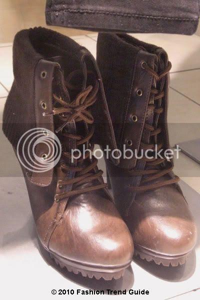 foldover cuff boots