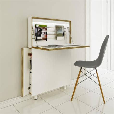 awesome desk design  small space homesfeed