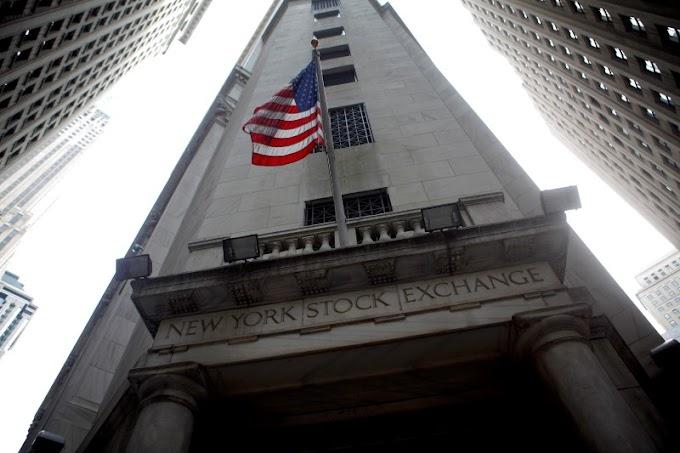 États-Unis: Les marchés actions finissent en hausse; l'indice Dow Jones Industrial Average gagne 1,34%