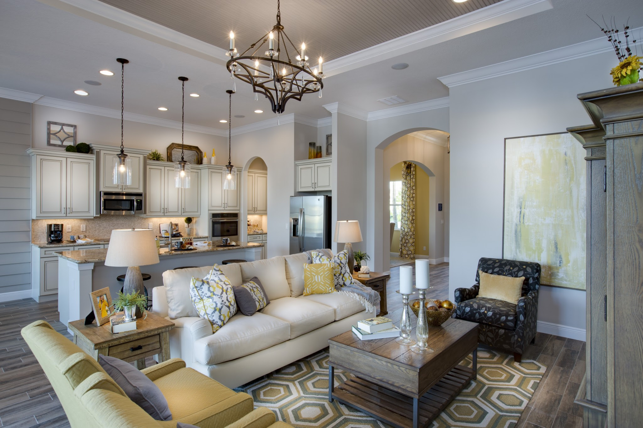 decorated model homes | Model Home Merchandising to ...