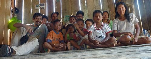 Gustavo's Family Sept 2010 by Amazon Pueblo