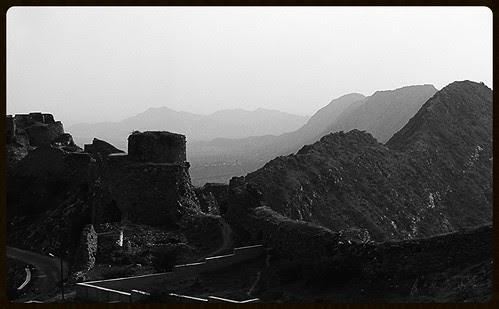 Climbing  Barefeet The Mountains Of Taragadh Ajmer by firoze shakir photographerno1