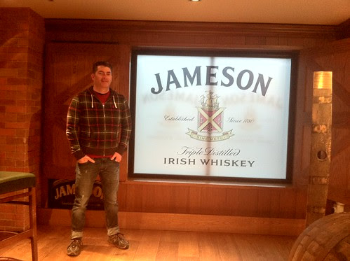 Jameson Distillery by currtdawg