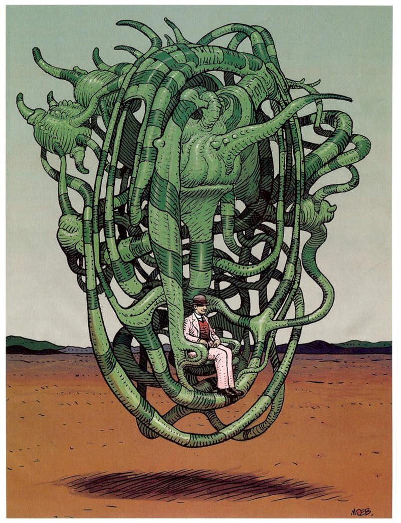 Moebius - Martian 5