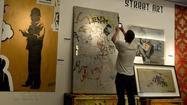 Julien's Auction House preps Banksy artwork