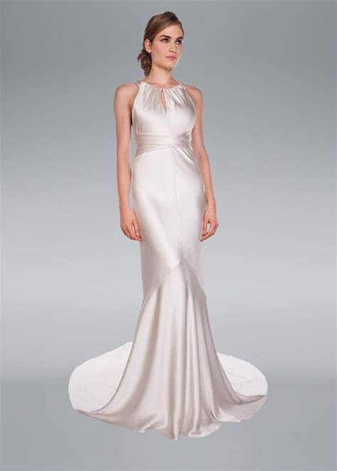 Aisha Wedding Dress, Amanda Wakeley Designer Collection