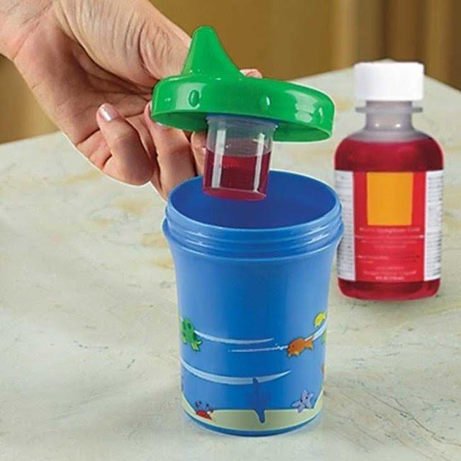 чашечка для лекарств