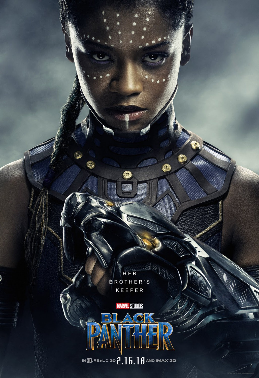 Extra Large Movie Poster Image for Black Panther (#8 of 23)