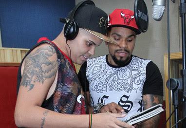 Naldo Benny grava música em parceria com o filho, Pablo Jorge - Ag News