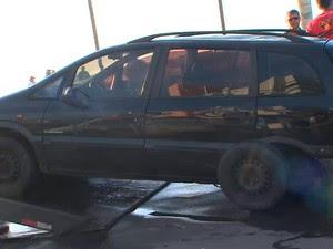 Acidente ocorreu no início da manhã desta sexta-feira (29). (Foto: Reprodução/TV Bahia)