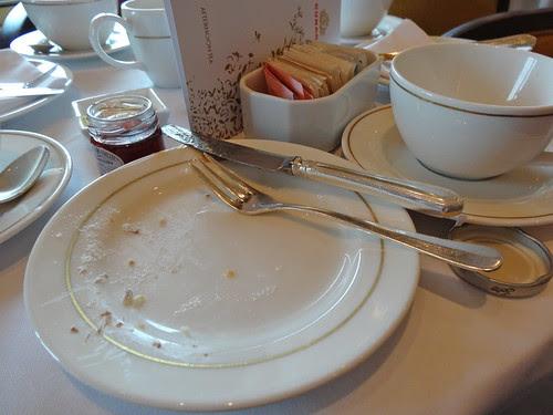 All gone!  Yum!