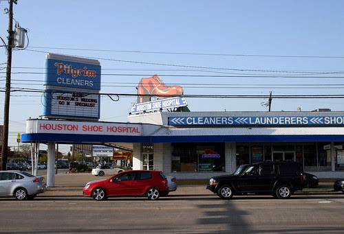 pilgrim's cleaners