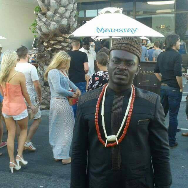 Nigerian Man Killed For Selling Drugs In South Africa. Graphic Photos