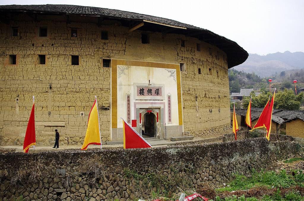 tulous Fujian china 19