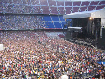 4e1b7866d7a93 Bruce Springsteen   The E Street Band (2008) Camp Nou. Barcelona