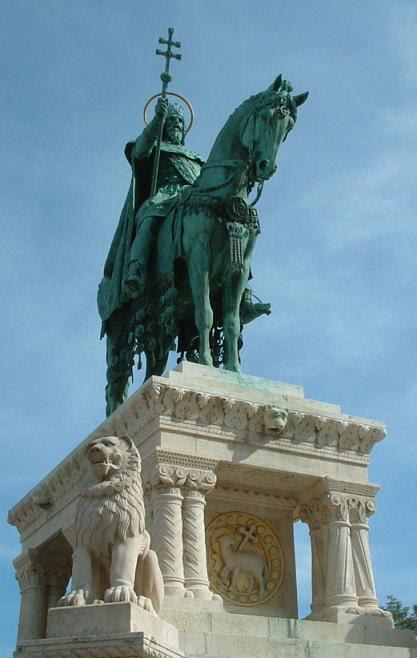 St. Stephen I of Hungary