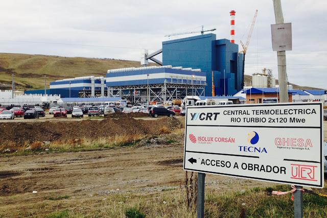 Resultado de imagen para Central Térmica de Río Turbio (YCRT)