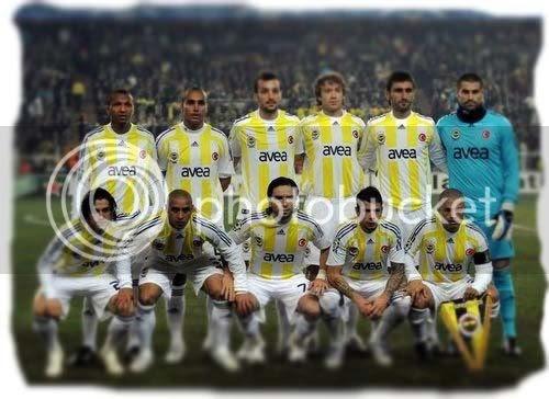 Fenerbahçe'ye Başarılar