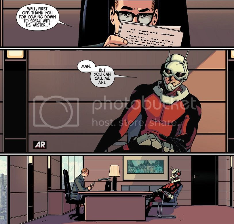 Hench Sized Comic Book Reviews 11015 Henchman 4 Hire