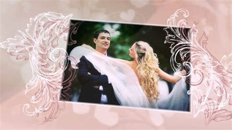 Wedding Slideshow Ideas: Wedding Photo Album   YouTube
