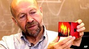 O cientista James Hansen (Foto: AP)